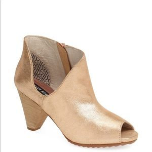 "Matt Bernson ""Jagg"" Bootie in Rose Gold"